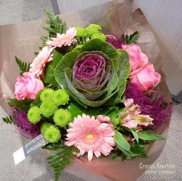 Bouquet naissance petite fille